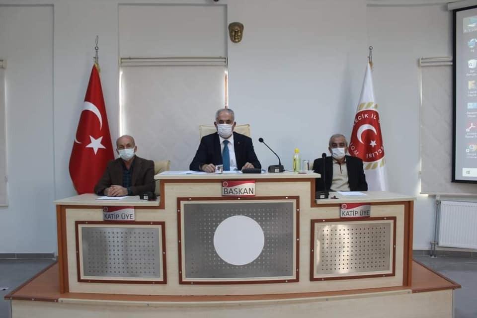 Bilecik Belediyeler Birliği toplantısı