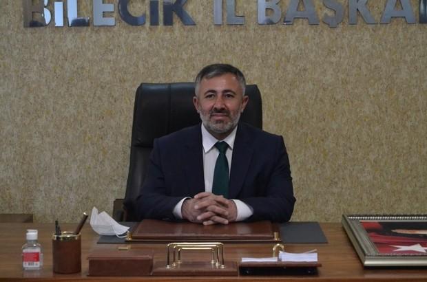 """AK Parti Bilecik İl Başkanı Yıldırım: """"Demirtaş'a özgürlük isteyenlere lanet olsun"""""""