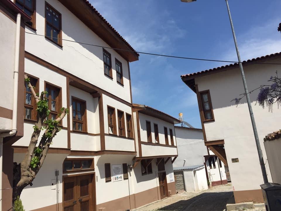 Osmaneli'nde sağlıklaştırma çalışmaları tamamlanan konak sayısı 80'i geçti