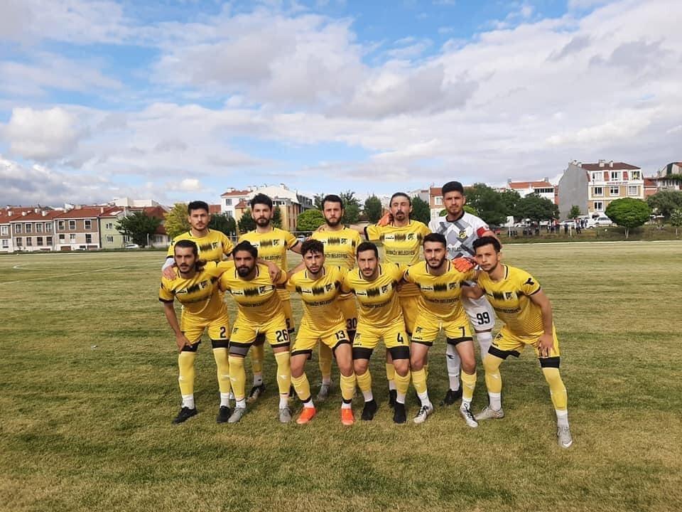 Bayırköyspor 85'inci dakikada yediği golle yıkıldı