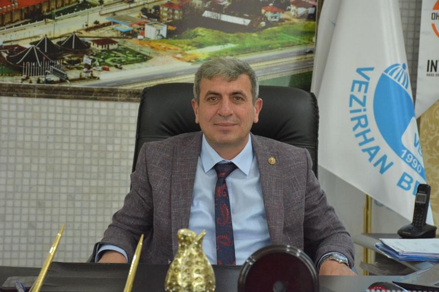 Belediye Başkanı Ocak'ın acı günü