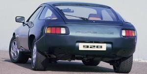 Den oprindelige 240 hk version uden spoiler (billede fra Porsche)