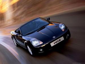 Den tredje generation af MR2 kom på gaden få år efter Porsche Boxster...