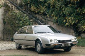 Citroën CX lignede ikke ret meget andet på markedet, da den kom frem - og dét fortsatte helt frem til 1991.