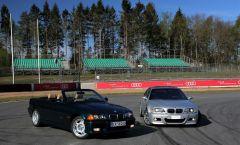 M3 E36 og E46