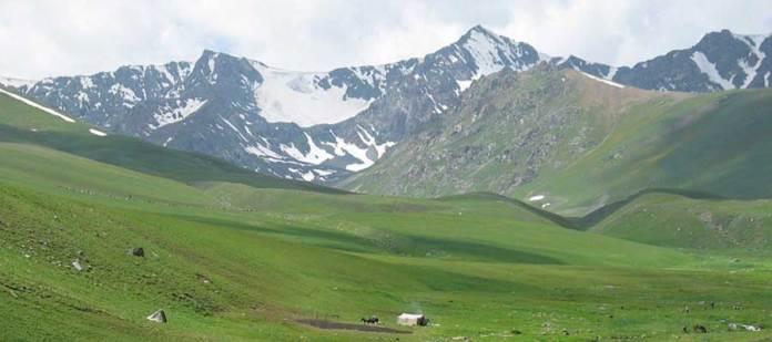 Türkiye'nin Dağları