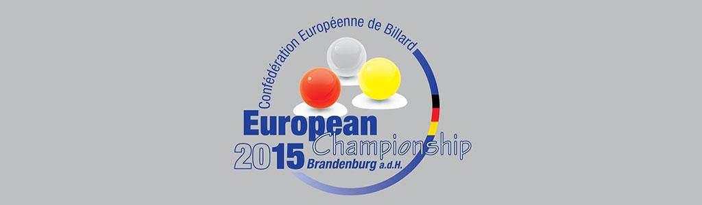 Brandeburgo: Campionati Europei di Biliardo
