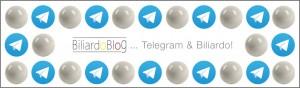 Telegram ed il Gioco del Biliardo