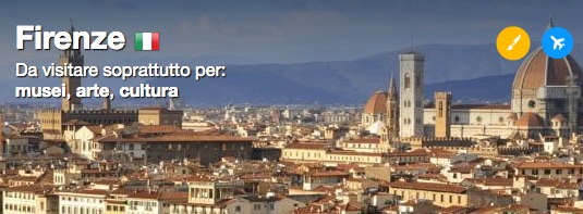 Banner Booking Firenze