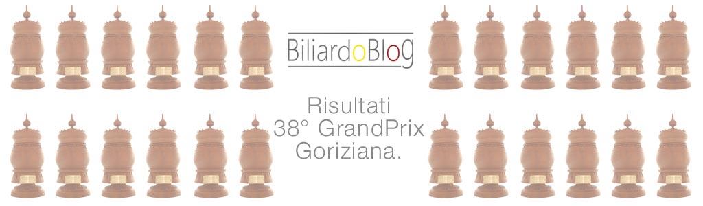 Risultati del Grand Prix di Goriziana 2017 2018