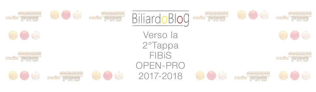Seconda Tappa Campionato Biliardo 2017 2018