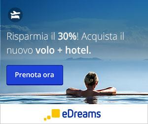 Prenota Volo ed Hotel a prezzi bassi