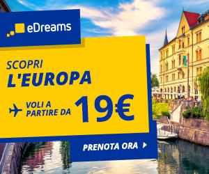 Voli economici in tutta europa
