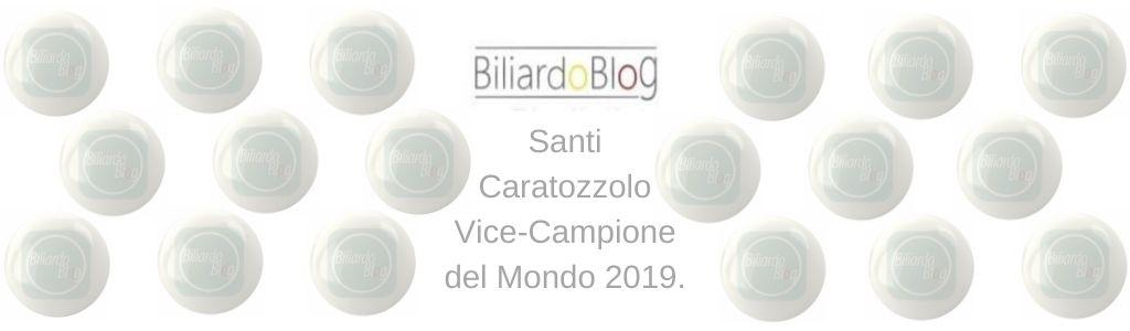Santi Caratozzolo, Vice Campione del Mondo 2019