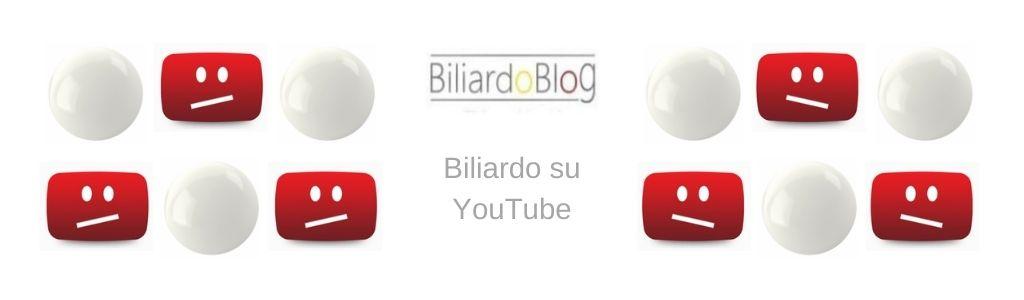 Torna il Biliardo su Youtube
