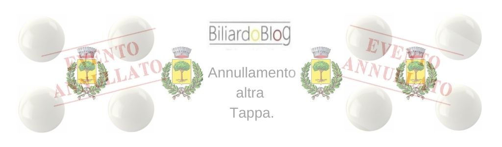 Annullamento 7 Tappa Fibis Challenge 2021