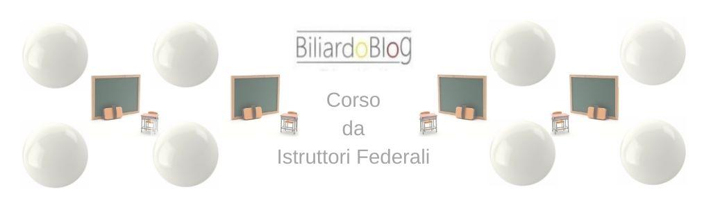 Corso Istruttore di Biliardo