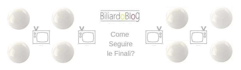 Come Seguire le Finali di Biliardo 2021