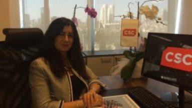 CSC Türkiye Genel Müdürü Alev Alp Esen