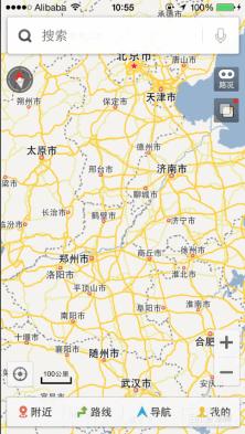baidu-harita