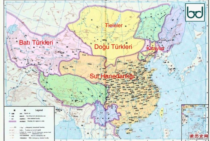 Türkler bölünüyor