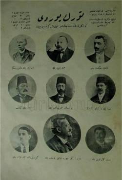 Türk yurdu yazarları
