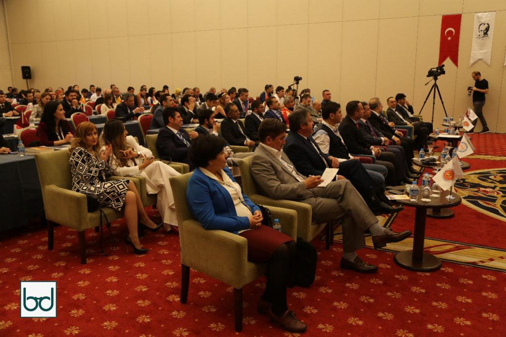 Türk Dünyası Gençlik Günleri ve Kurultayı Katılımcılar