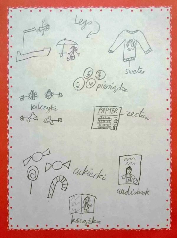List do Świętego Mikołaja świetnym zadaniem dla dzieci ...