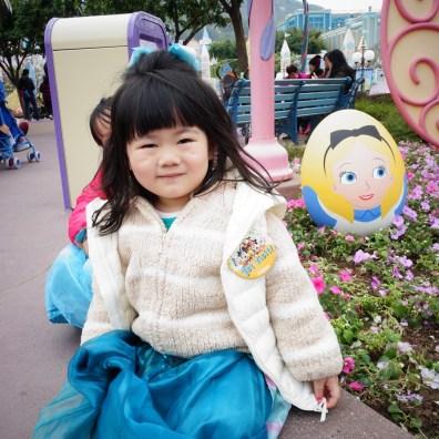 愛麗絲夢遊仙境的花蛋,是不是也很可愛呀!
