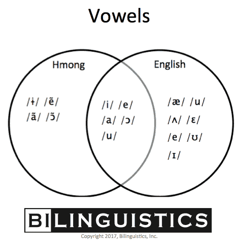 Hmong Speech and Language Development