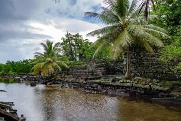 Hovedøyen på Nan Madol