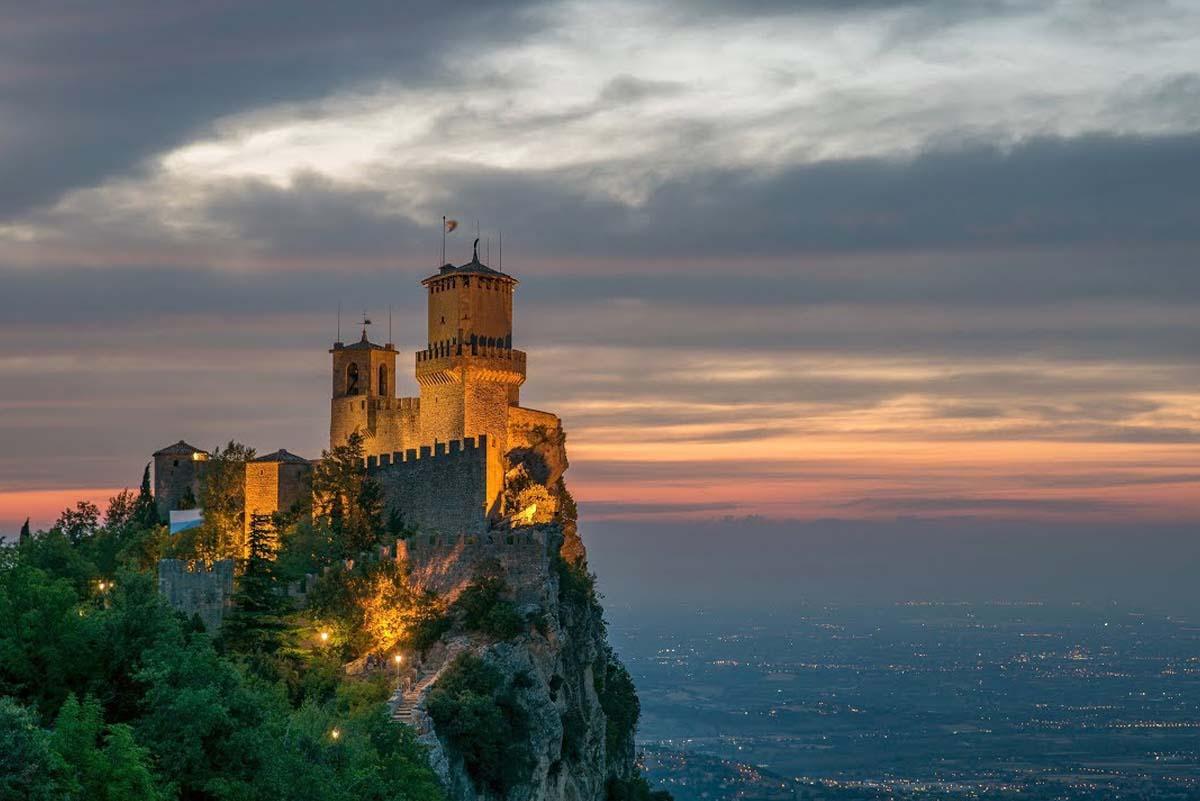 Russland San Marino