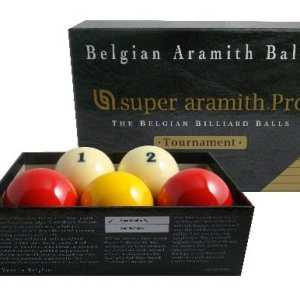 Kaisapallosarja Aramith Tournament Super Pro