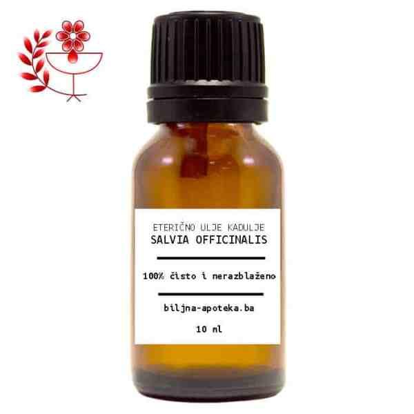 Salvia officinalis eterično ulje