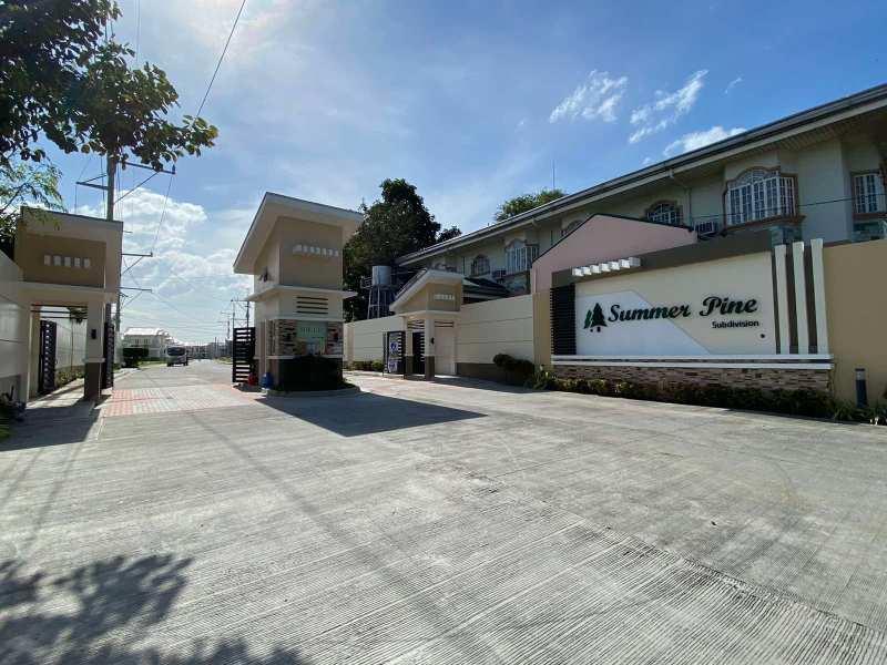 Cavite subdivision list
