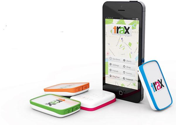 WTS Trax GPS-tracker - Bilkoll.se