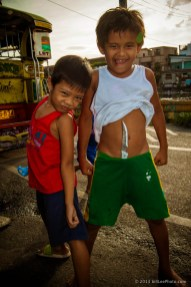 Tough boys of the Philippines