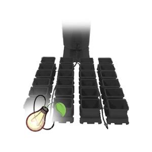 Auto Pot Easy2grow multi pot system with 100L Reservoir