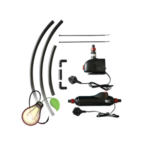 FISHPLANT 300W HEATER KIT