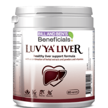 Luv 'ya' Liver - Detoxifier and cleanser for healthy liver function