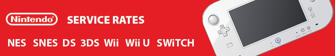 Nintedo Repairs - Wii Wii U Gameboy DS 3DS XL Bill & Dave Computer Repair (613)317-1200 www.billanddave.ca iPhone Repair, Computer Repair, PS4 Repair, XBOX Repair, Phone Repair, Laptop Repair, Notebook Repair