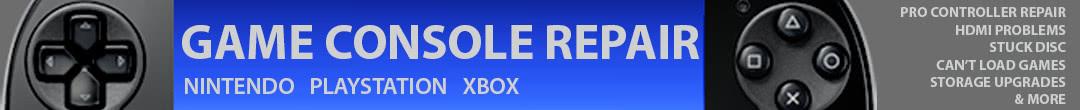 Game Console Repair PlayStation Repair Bill & Dave Computer Repair (613)317-1200 www.billanddave.ca iPhone Repair, Computer Repair, PS4 Repair, XBOX Repair, Phone Repair, Laptop Repair, Notebook Repair