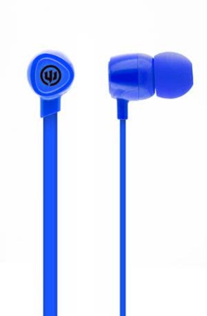 Wicked Audio Omen Wireless with Mic + Track Control In-Ear Headphones