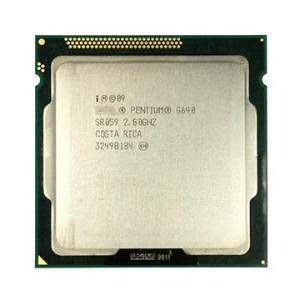 Intel® Pentium® Processor G640
