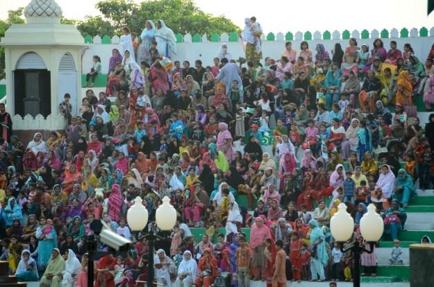 Pakistani women's section