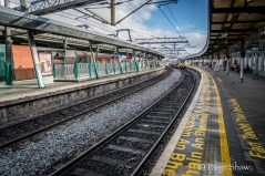 Train Station Dublin