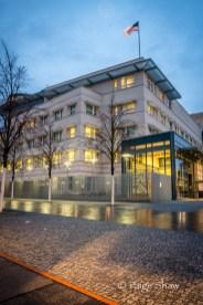 American Embassy Berlin