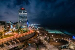 gordon-beach-night-sky-tel-aviv