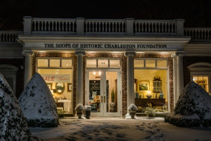 historic-charleston-foundation-shops-snow-night