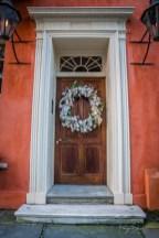wreath-door-orange-charleston